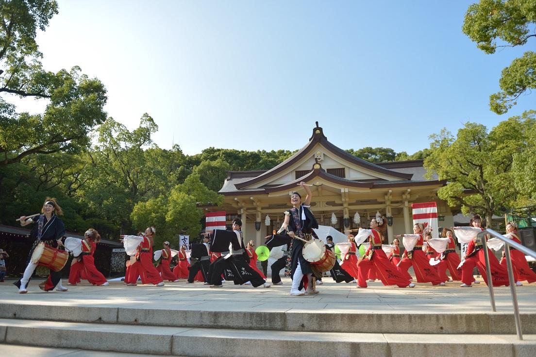 KOBE ALIVE「一筆啓上古城おじゃれ」_f0184198_0255643.jpg