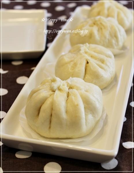 太巻き&肉団子弁当と肉まん♪_f0348032_19075727.jpg