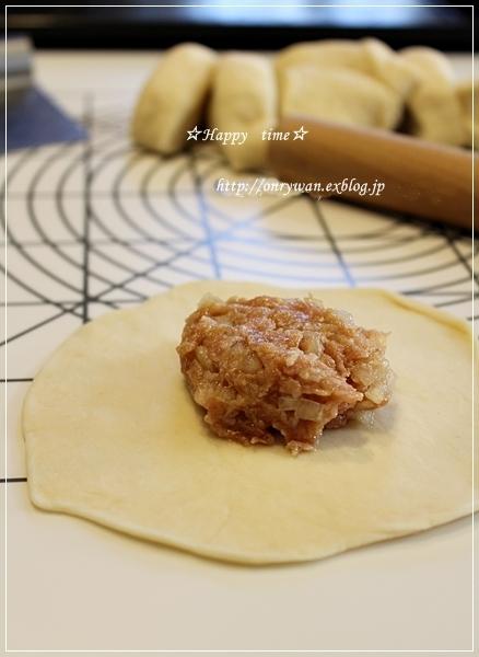 太巻き&肉団子弁当と肉まん♪_f0348032_19080535.jpg