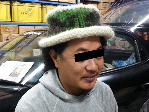 帽子マニア 現る!(笑)_b0138552_100960.jpg