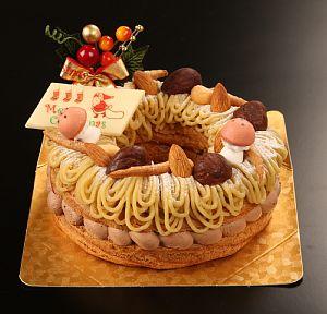 クリスマスケーキ予約承り中!_c0141652_13464161.jpg