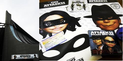 ATTACK25- ドリカムツアー♪ 【ネ...