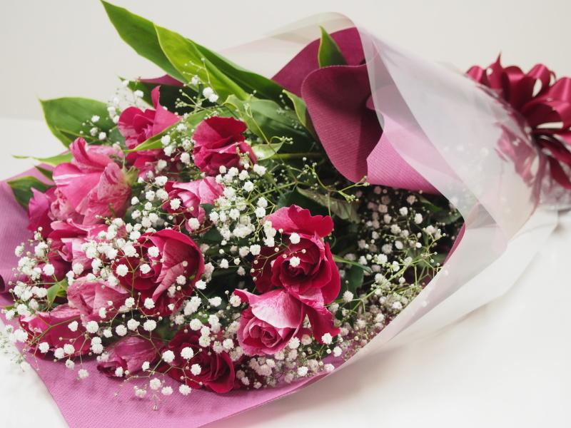 またまたお花を(^ー^* )_c0331357_18094160.jpg