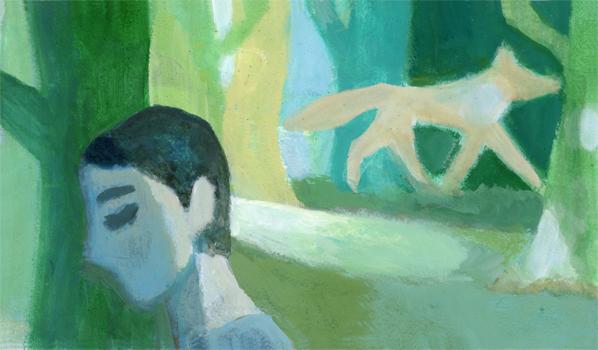 illustration break-森でみる夢_b0194880_16412434.jpg