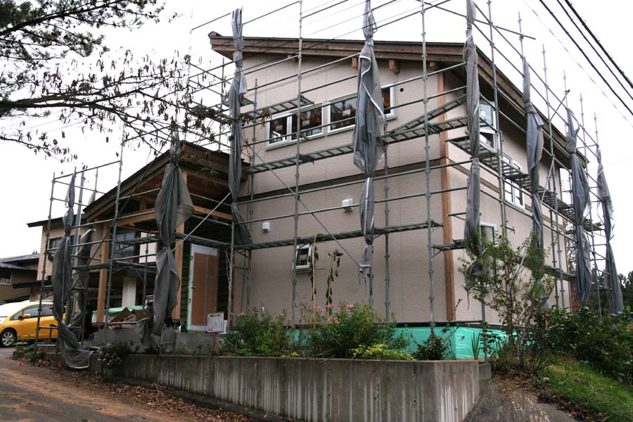 F様邸「峰浜外林の家」_f0150893_17472651.jpg