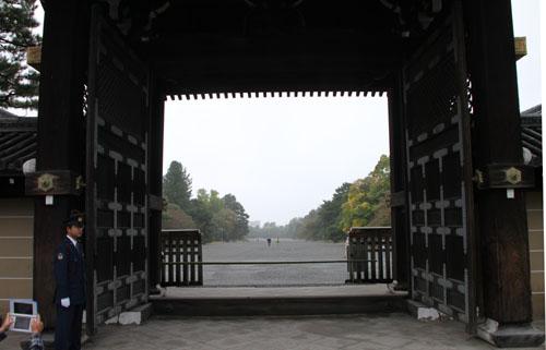 京都御所 秋の一般公開_e0048413_2152362.jpg