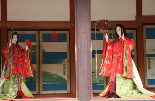 京都御所 秋の一般公開_e0048413_217173.jpg