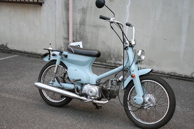 カブ90カスタム M様号納車!_a0164918_16565686.jpg