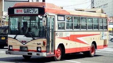 弘南バスの日野中型車 5題_e0030537_2037438.jpg