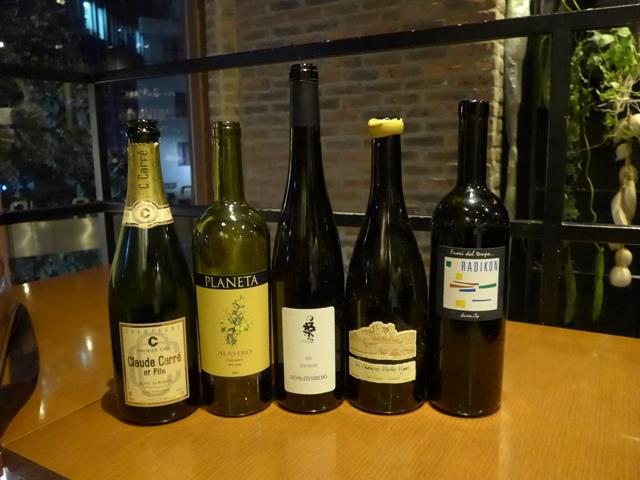 六本木「トンネルプラス」 ワイン会へ行く。_f0232060_15345642.jpg