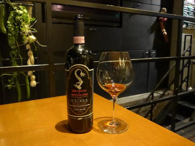 六本木「トンネルプラス」 ワイン会へ行く。_f0232060_15453620.jpg