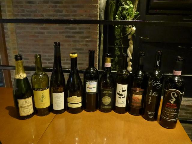 六本木「トンネルプラス」 ワイン会へ行く。_f0232060_1547651.jpg