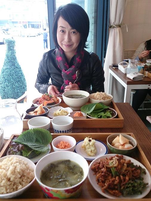 ソウル 料理研究家の限定ランチ♪_b0060363_0212413.jpg