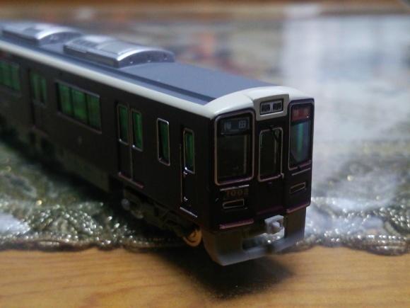 阪急1000系  模型_d0202264_14080768.jpg