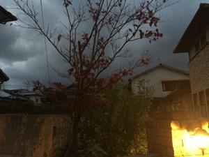 秋の夕暮れ_b0334271_17451198.jpg