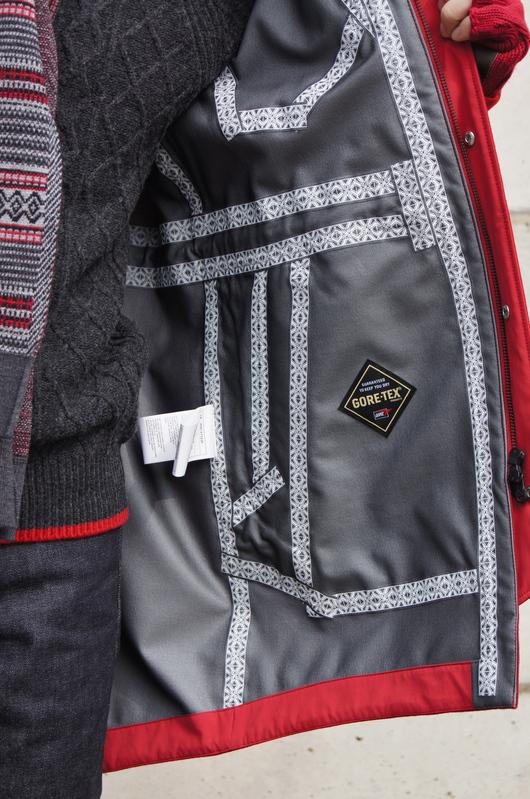 White Mountaineering - Red Coat Look!!_f0020773_20102246.jpg