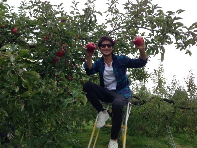 11月1日 来ましたぜ、りんご狩り!_d0171384_17234469.jpg