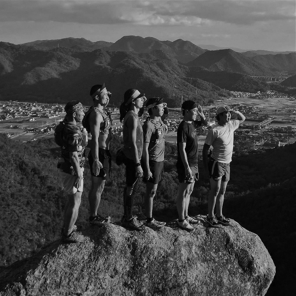小野アルプス、和気アルプスScrambling & Mountain Running 2014/10/23_b0220886_10411322.jpg