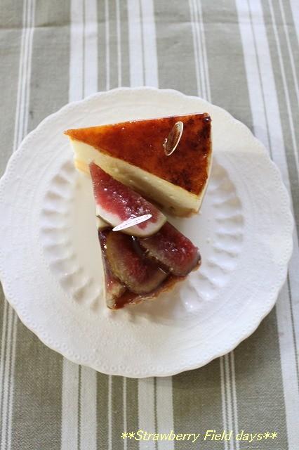 秋の果物を使ったケーキ_c0087094_21473899.jpg