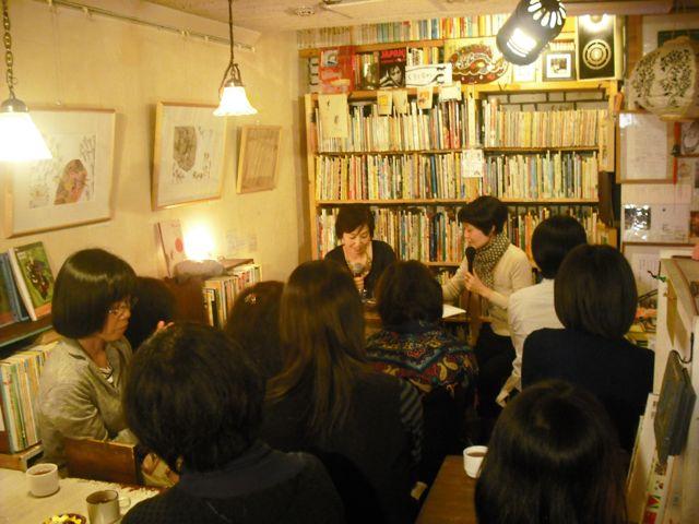 広松さんとのトークイベント@シーモアグラス_e0091706_9101952.jpg