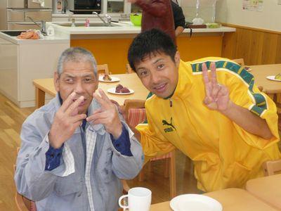10/31 サニープレイス施設間交流_a0154110_13491989.jpg