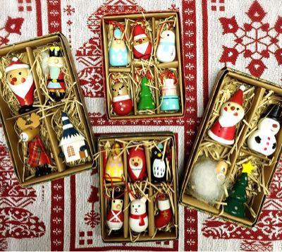 クリスマスオーナメント_e0046427_0383369.jpg