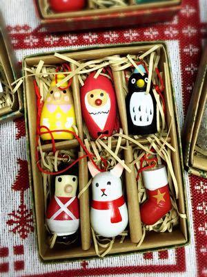 クリスマスオーナメント_e0046427_038342.jpg