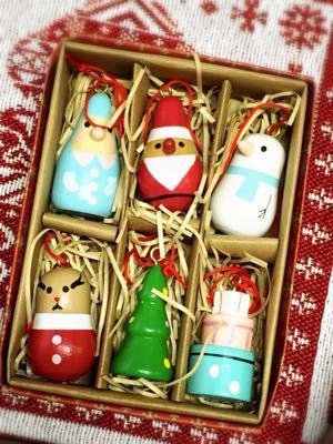 クリスマスオーナメント_e0046427_0383563.jpg