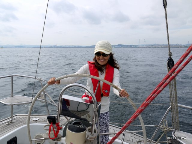 Sailing♪_a0092659_2335635.jpg