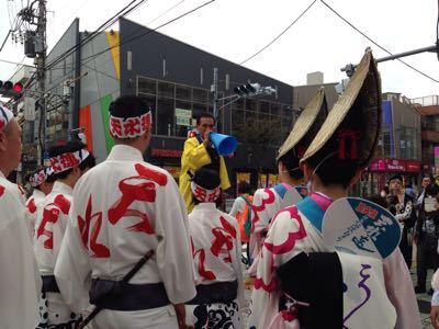 竹ノ塚かりん祭り_c0158871_926251.jpg