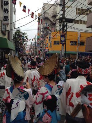 竹ノ塚かりん祭り_c0158871_92632.jpg