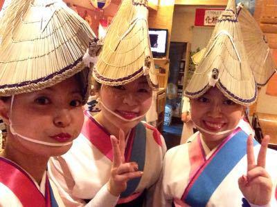 竹ノ塚かりん祭り_c0158871_926397.jpg