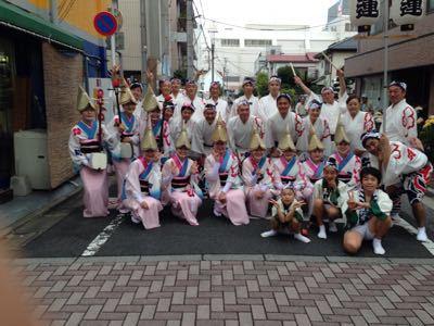 竹ノ塚かりん祭り_c0158871_926578.jpg