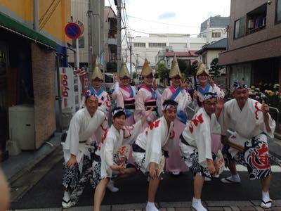 竹ノ塚かりん祭り_c0158871_926655.jpg