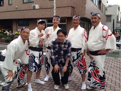 竹ノ塚かりん祭り_c0158871_926785.jpg
