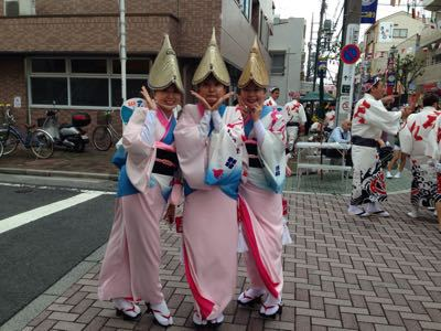竹ノ塚かりん祭り_c0158871_926788.jpg