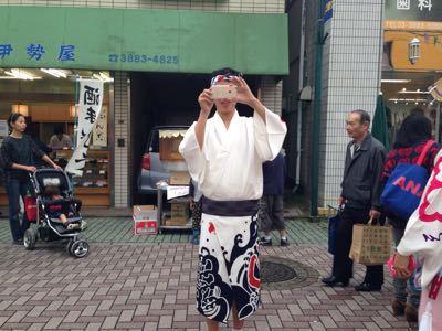 竹ノ塚かりん祭り_c0158871_926831.jpg