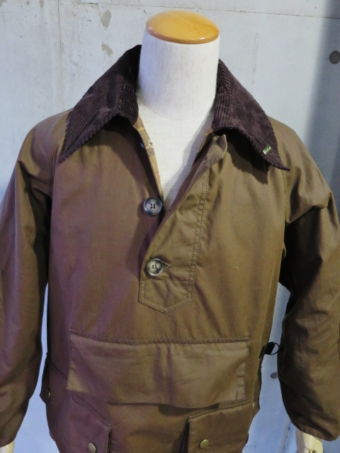 Barbour ・・・ LONG SHOREMAN JACKET!★! 稀少モデル!?_d0152280_12564086.jpg