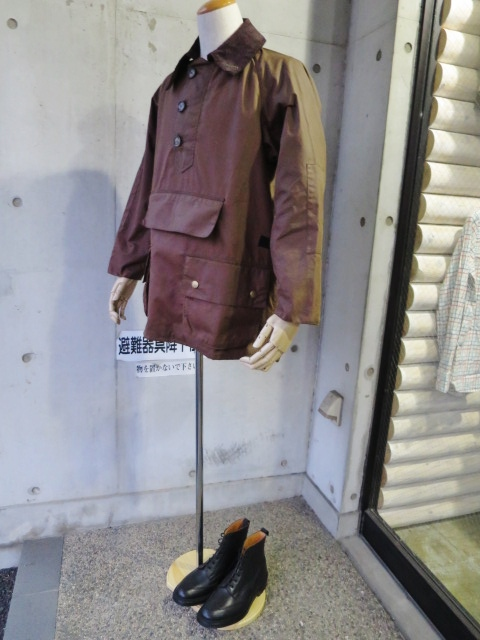 Barbour ・・・ LONG SHOREMAN JACKET!★! 稀少モデル!?_d0152280_12565150.jpg