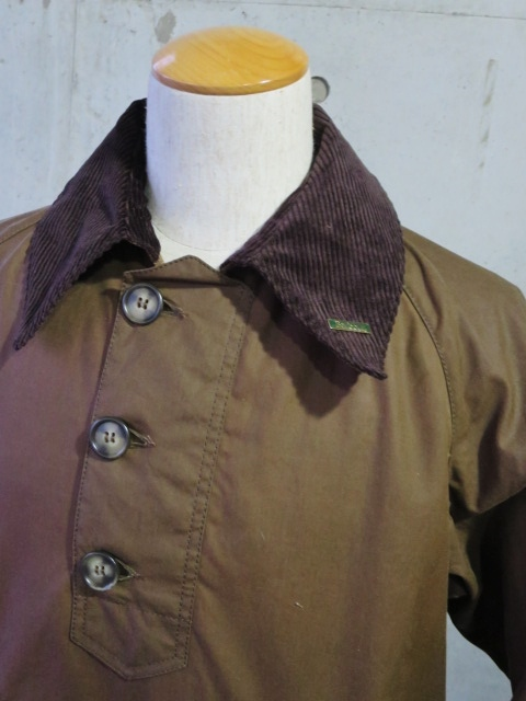 Barbour ・・・ LONG SHOREMAN JACKET!★! 稀少モデル!?_d0152280_1256793.jpg