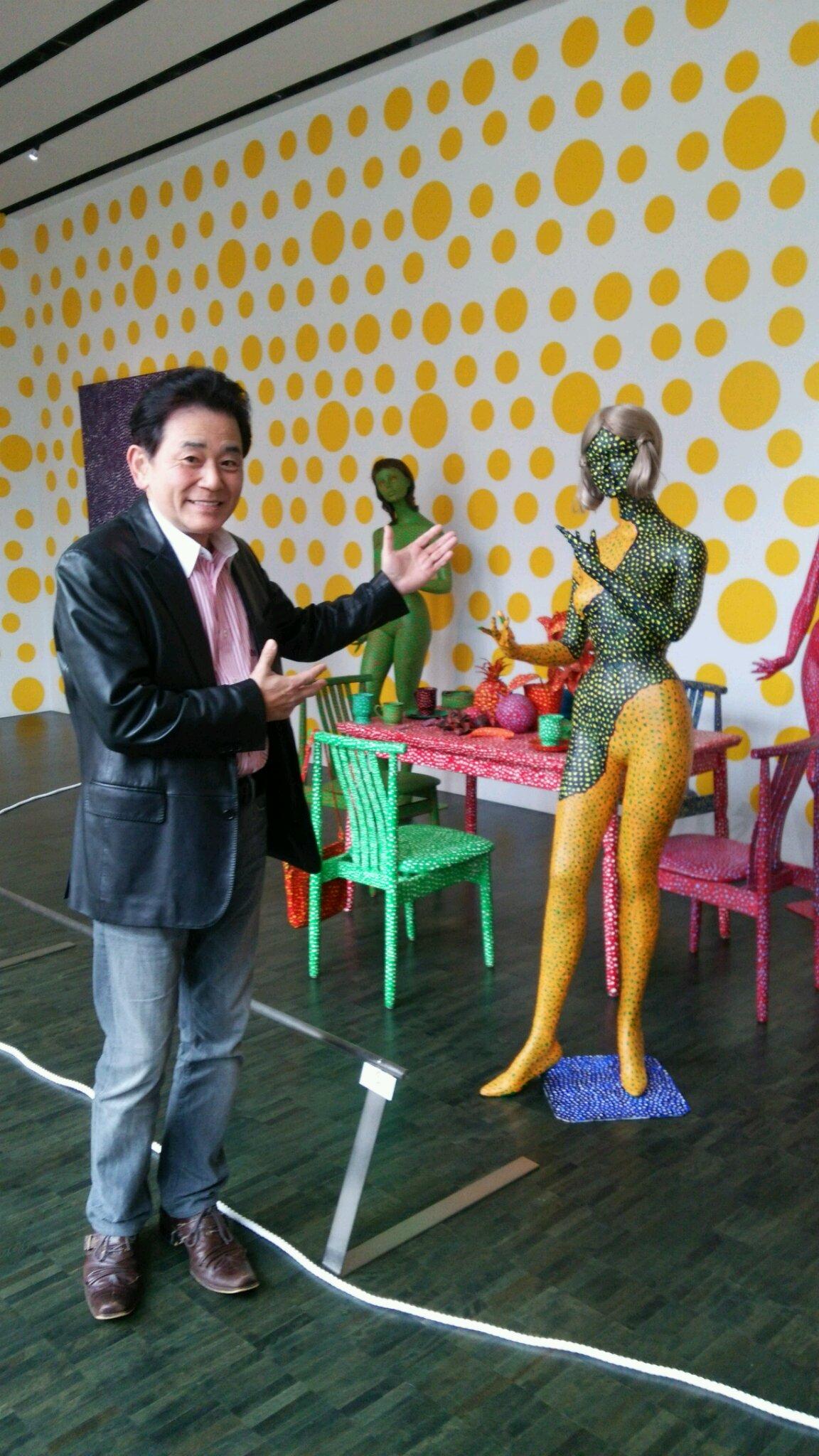 軽井沢ニューアートミュージアムに行きました。_e0119092_1136765.jpg