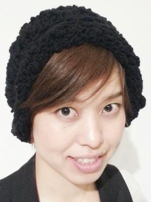 Akio Hirataのニット帽_b0122805_10543378.jpg