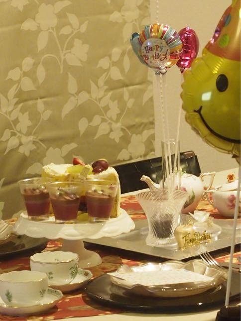 ダブル記念日の大人sweets_e0214541_8504386.jpg