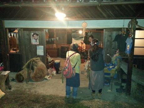 kotangライブ@修平さん家 収穫祭やー_c0226146_1443527.jpg