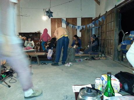 kotangライブ@修平さん家 収穫祭やー_c0226146_1445845.jpg