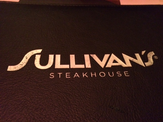 SULLIVAN\'S STEAKHOUSE に行ってきました。_b0135948_9581326.jpg