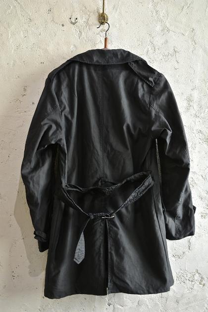 U.S. army cotton trench coat squat version_f0226051_1417952.jpg