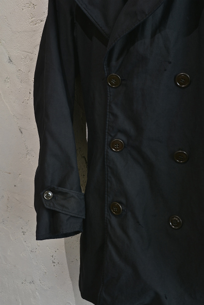 U.S. army cotton trench coat squat version_f0226051_1418189.jpg