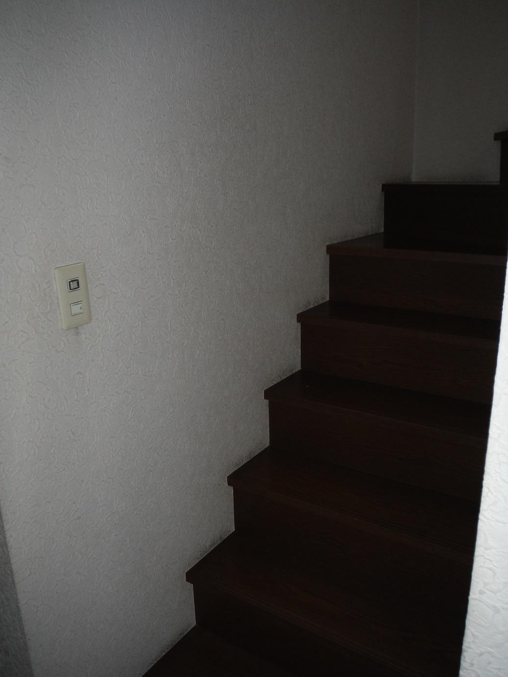 階段手すり ~ 必要な訳_d0165368_6103753.jpg