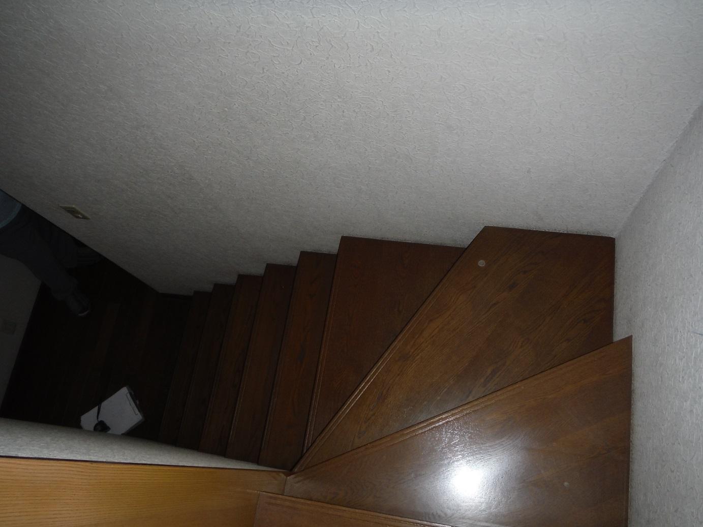階段手すり ~ 必要な訳_d0165368_6104726.jpg